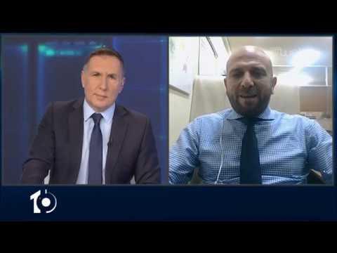 Ο Γενικός Γραμματέας Υποδοχής Αιτούντων Άσυλο Μάνος Λογοθέτης στο «10» | 14/04/2020 | ΕΡΤ