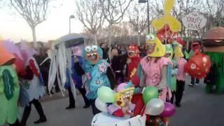 preview picture of video 'Carnaval santa perpetua 2011'