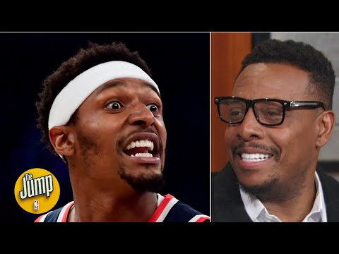 Paul Pierce reacts to Bradley Beal's comments on The Woj Pod | The Jump