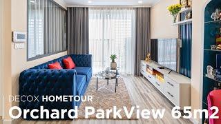 [Decox home tour] Tham quan căn hộ Bán cổ điển tại Orchard Park View...