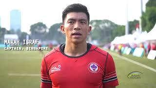 Singapore POWER into Trophy semi finals