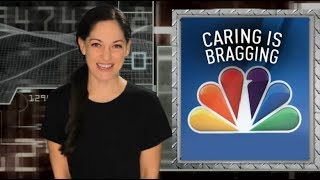"""Comcast uses NBC network to promote its corporate """"Comcast Cares Day"""""""