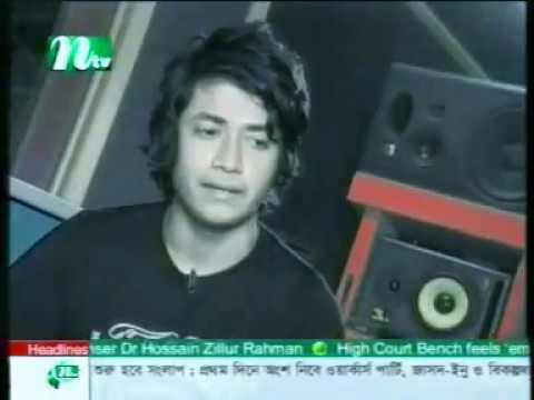 RE-dhuns first ever In the studio NTV MuziK JamZ