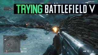 Trying Battlefield V