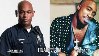 """Bokeem Woodbine on How He Met 2Pac, Starring in """"I Ain't Mad At Cha"""" & UNSOLVED"""