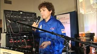 <b>Anthony Marinelli</b> On Synths Sound & Imagination 1 Of 4  Conrad Innovation Summit At NASA