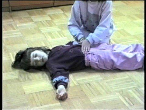 Massage für Kinder 4