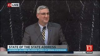 2017 State of the State Address - Part 1