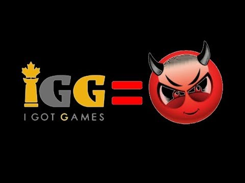 Lords Mobile! PROOF! That IGG is the Devil!