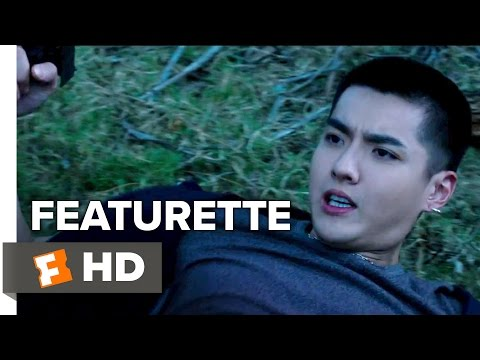 xXx: Return of Xander Cage Featurette - Kris Wu (2017) - Action Movie