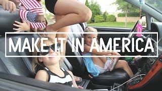Make It In America Music Video
