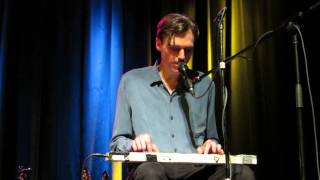 Joel Plaskett - Television Set (live at Kings Theatre)