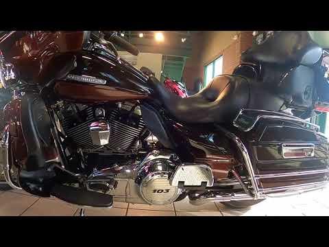 2011 Harley-Davidson Electra Glide Ultra Limited FLHTK