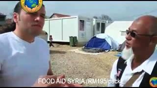 FOOD AID SYRIA MISSION 2016 – Part 1