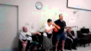 Jesus Use Me Singing at Camp Dogwood In July 2012