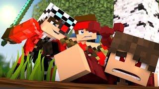 ВМЕСТЕ С СЫНОМ РАЗНОШУ ВСЕХ ИГРОКОВ ВАЙВОРОЛДА НА ДУЭЛЯХ 2х2! Minecraft VimeWorld