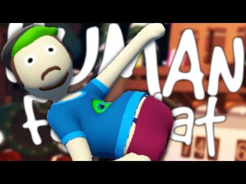 I'M IN THE GAME! | Human Fall Flat w/Robin #4
