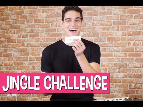 Jingle Challenge with Nick Merico! | FanlalaTV