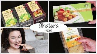 Alnatura Haul - vegetarisches und gesundes Essen aus dem Bio Supermarkt