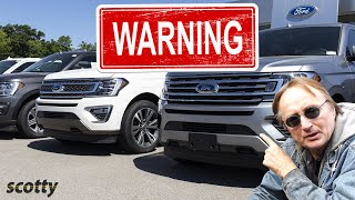 A Serious Warning to All Ford Owners (Bring Your Car to the Dealership Right Now)