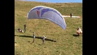 preview picture of video 'Henkie goes Parapente Castejon de Sos deel 1'