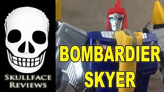 Transformers 3rd Party DX9 Bombardier Skyer (Swoop)