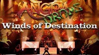 Kiko Loureiro falando sobre a música Winds of Destination - Angra Drops #7
