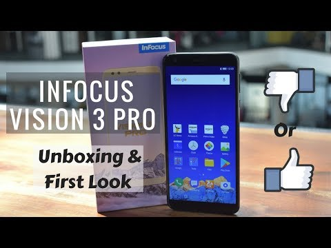 Infocus Vision 3 Pro: Unboxing and First Look