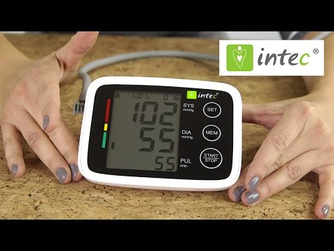 Graniczne wartości ciśnienia krwi u dorosłych