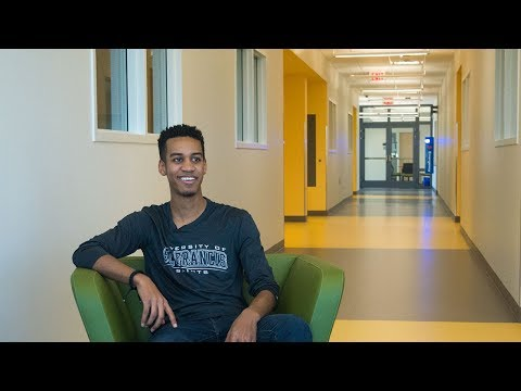 Meet Pre-Dentistry Student Joshua Williams