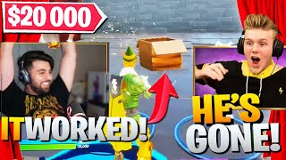 I Blew Lachlan's MIND In The Fashion Show World Cup FINALS! (Fortnite Battle Royale)