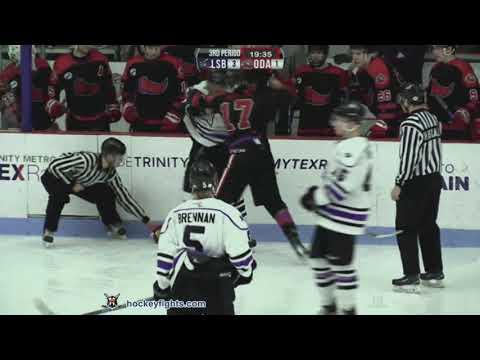 Nick Siffringer vs. Matt Hutton