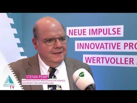 Stefan Pemp, MS Niedersachsen | Arbeitsschutz Aktuell TV