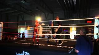 Supremacy Amateur League VII - Johanna Ryden vs Hanna Sahle