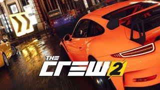 Стрим по The Crew 2 + розыгрыш!