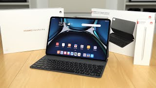 Huawei MatePad Pro 12.6 (2021) Unboxing & FULL Review!