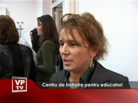 Centru de instruire pentru educatori