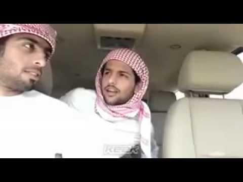 Saudi boy sing indian song