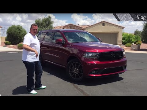 Dodge Durango video blog: would this giant US SUV work in the UK?