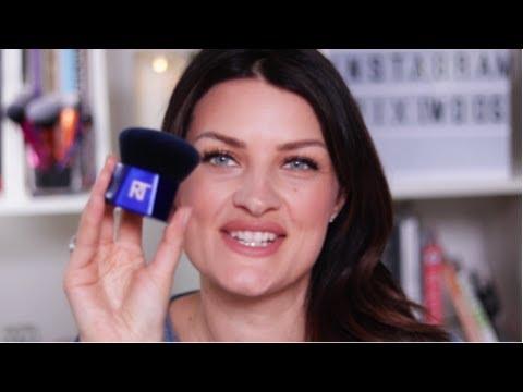 Real Techniques Real Techniques Powder Bleu Soft Kabuki Brush