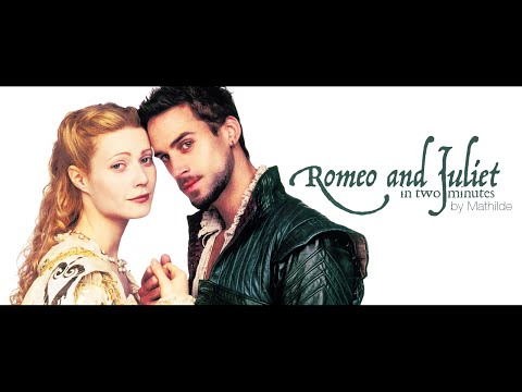 Shakespeare | Romeo and Juliet in 2 minutes