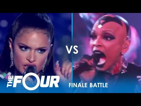 Sharaya J vs Whitney Reign: Rap Artist TAKES ON The R&B Star   Finale   The Four