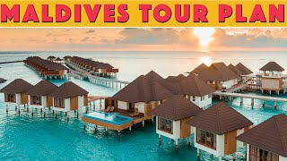 Maldives Tour Plan with Budget from India