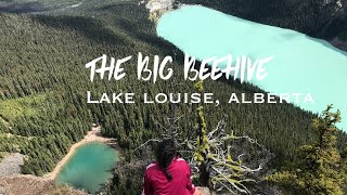 THE BIG BEEHIVE HIKE | WHAT MAKES LAKE LOUISE SPECIAL | 2019