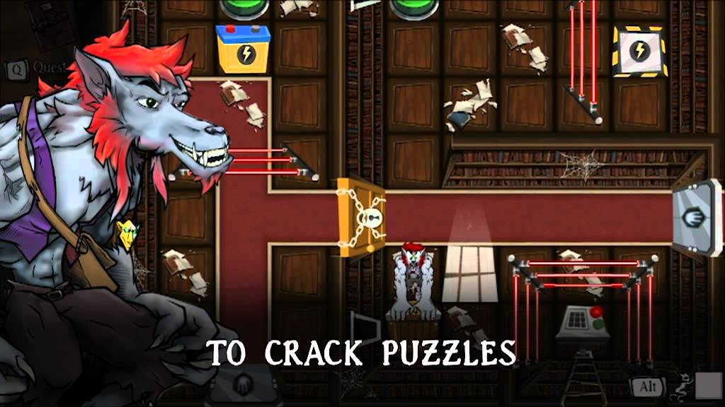 MacGuffin's Curse Trailer A Glimpse Of Awesome Brawsome Game