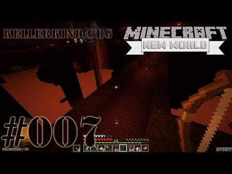 Minecraft: A New World #7 – Nether gonna let you down ★ Let's Play Minecraft SMP [HD|60FPS]