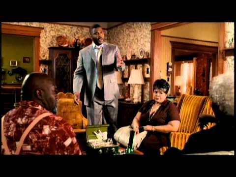 Tyler Perry's Madea Goes to Jail - Interviews with Tyler Perry and Derek Luke