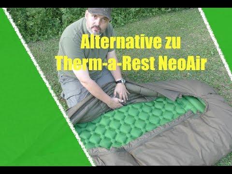 Alternative zu Therm-a-Rest Neo Air: Erfahrungen