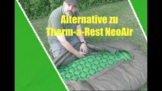 Alternative zu Therm-a-Rest Neo Air: Erfahrungen