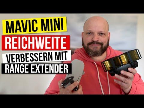 DJI Mavic Mini - Reichweitenverbesserung durch Signal Booster (Range Extender)